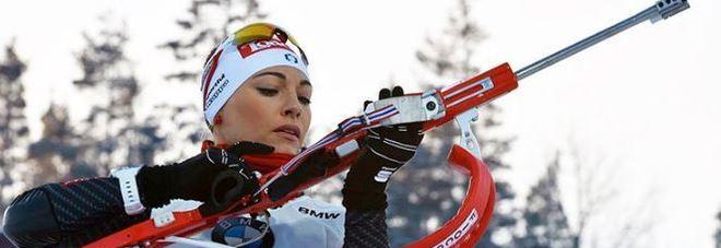 Dorothea Weirer biathlon