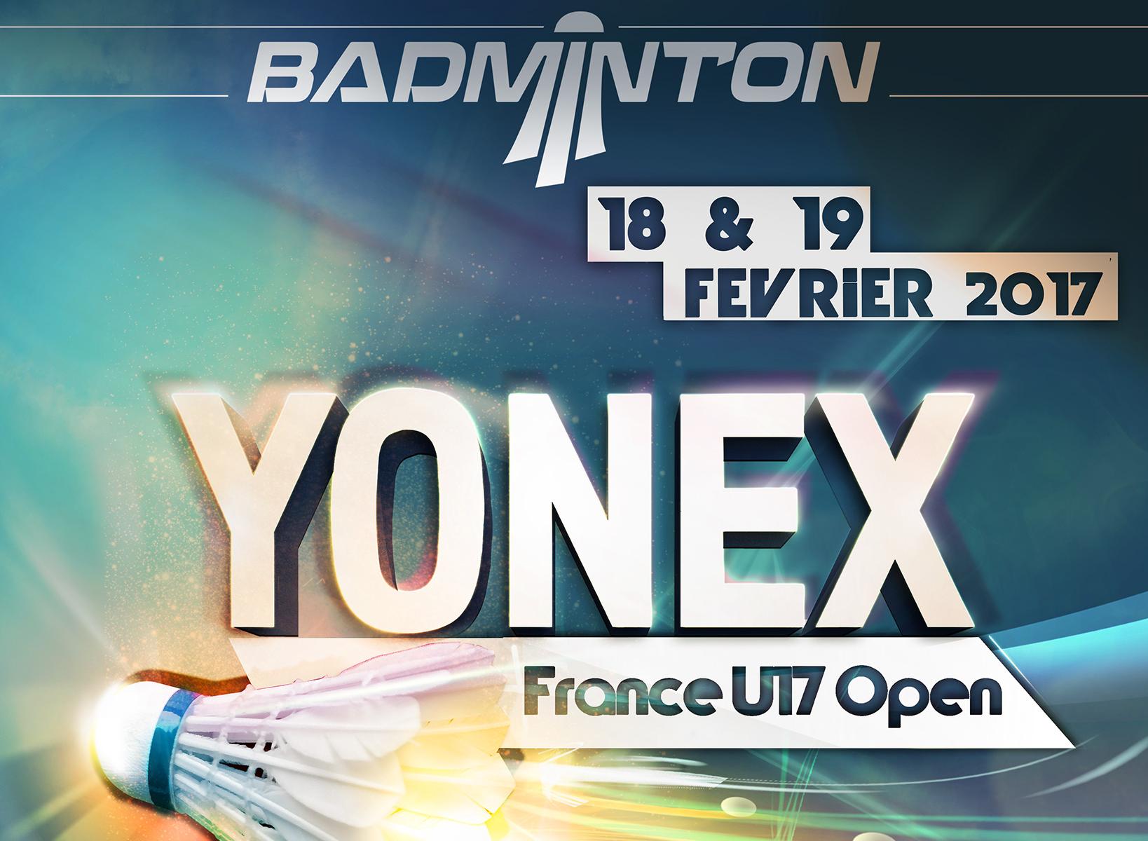 L'Open di Francia under 17 di badminton