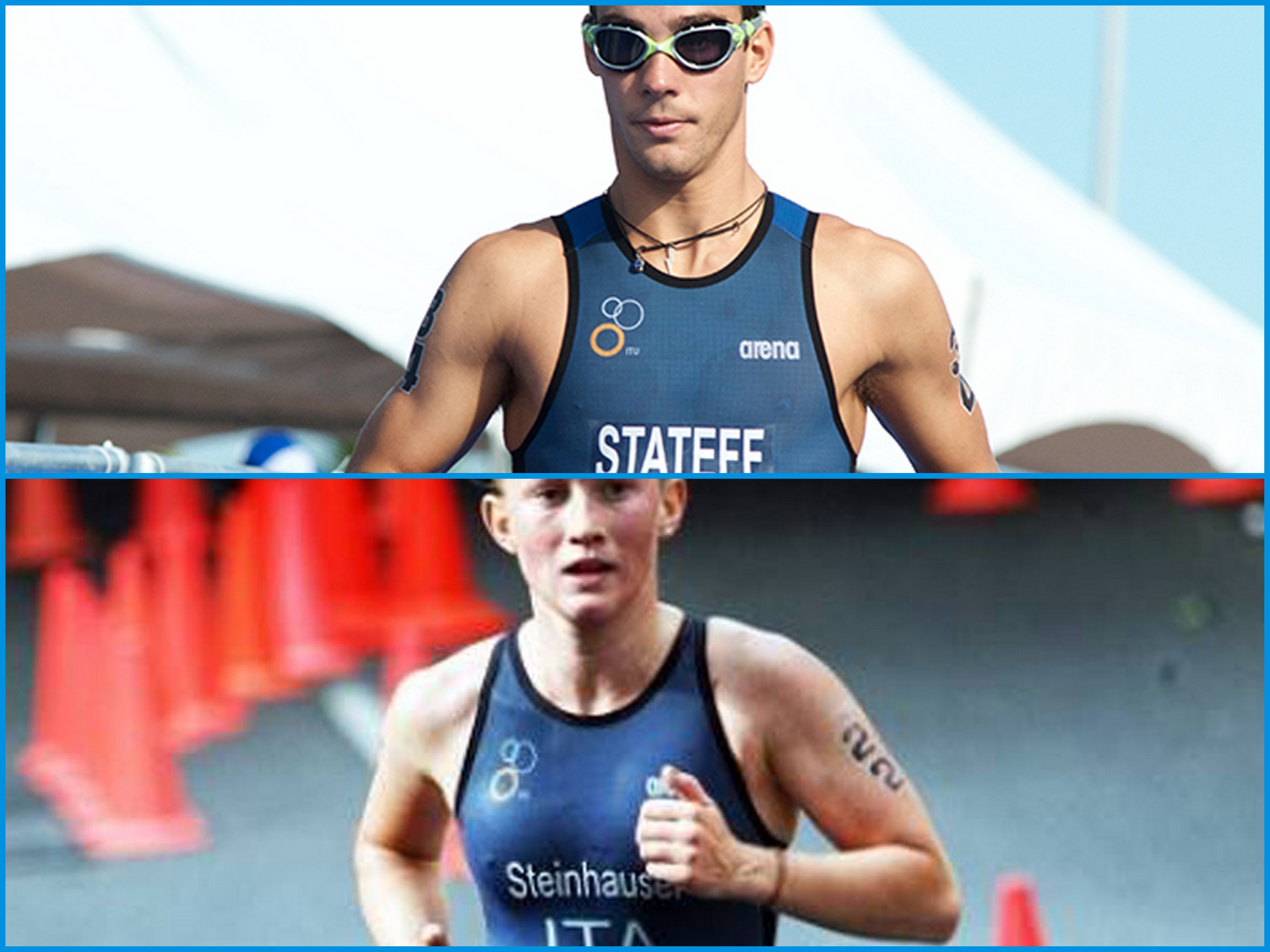 triathlon coppa del mondo 2017 miyazaki verena steinhauser e delian stateff italia nazionale