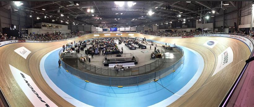 Coppa del Mondo Milton (foto pista.federciclismo.it)
