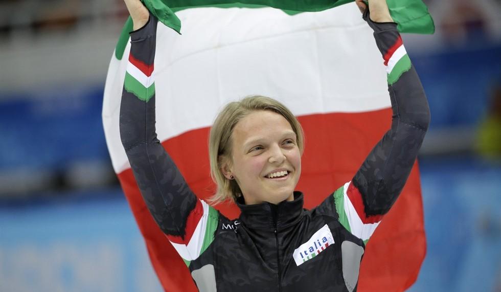 arianna-fontana-pattinaggio-intervista-portabandiera-olimpiadi-invernali-2018