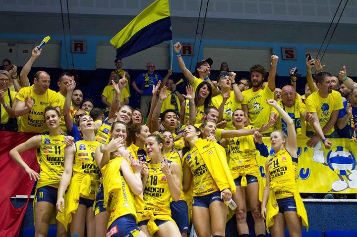 Imoco vince il bronzo della Champions League battendo Istanbul