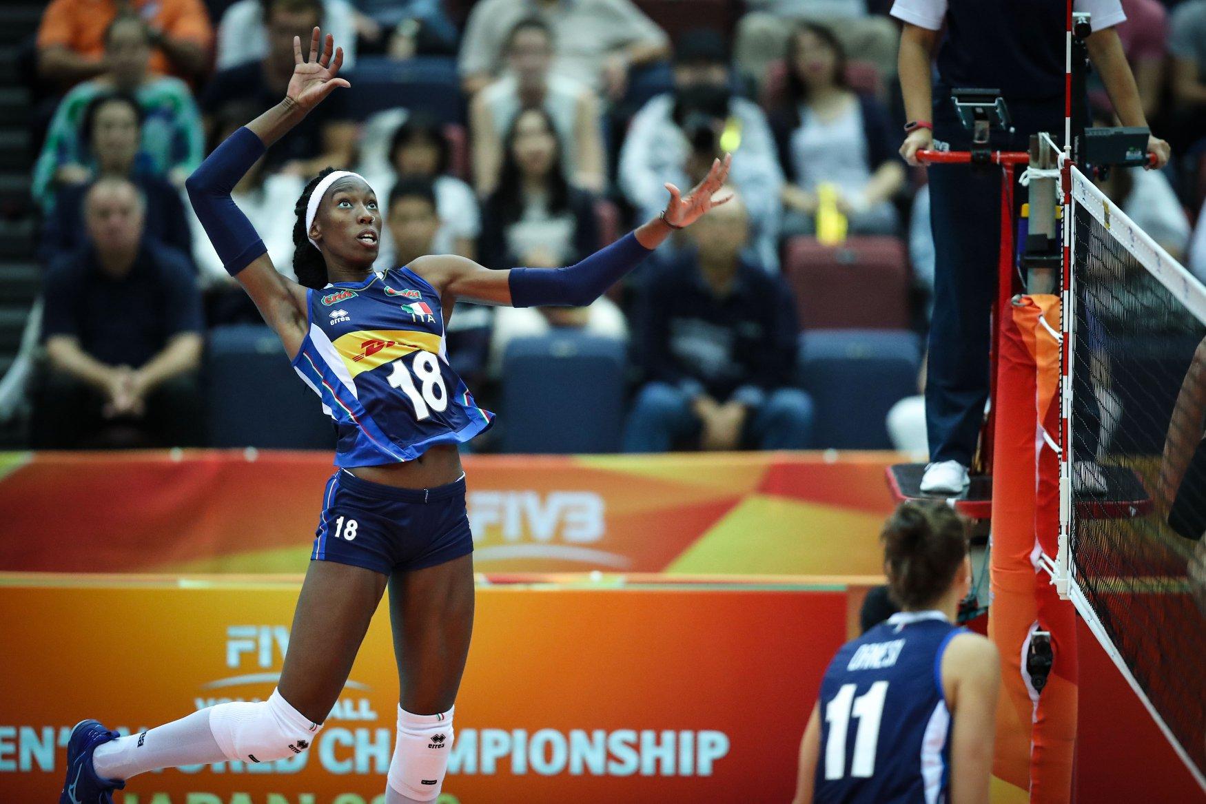 Volley, mondiali femminili 2018: l'Italia perde la finale con la Serbia. Non basta Paola Egonu.
