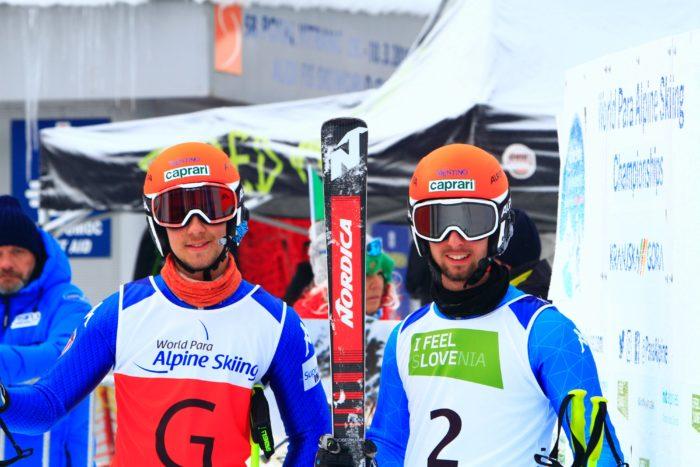 Mondiali sci alpino paralimpico