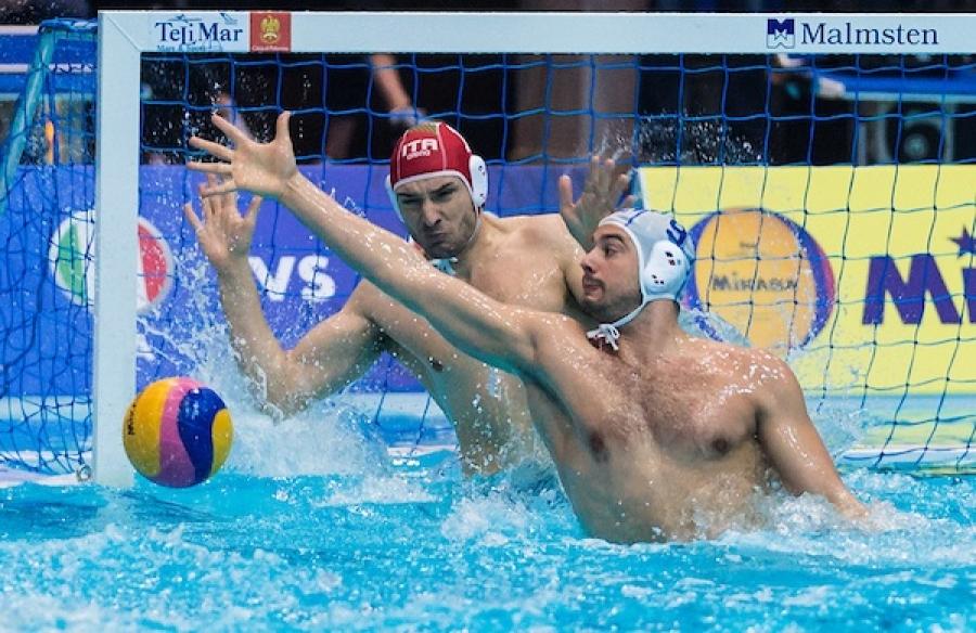 pallanuoto maschile europa cup 2019 gironi francia italia 7bello settebello italy waterpolo marsiglia girone C