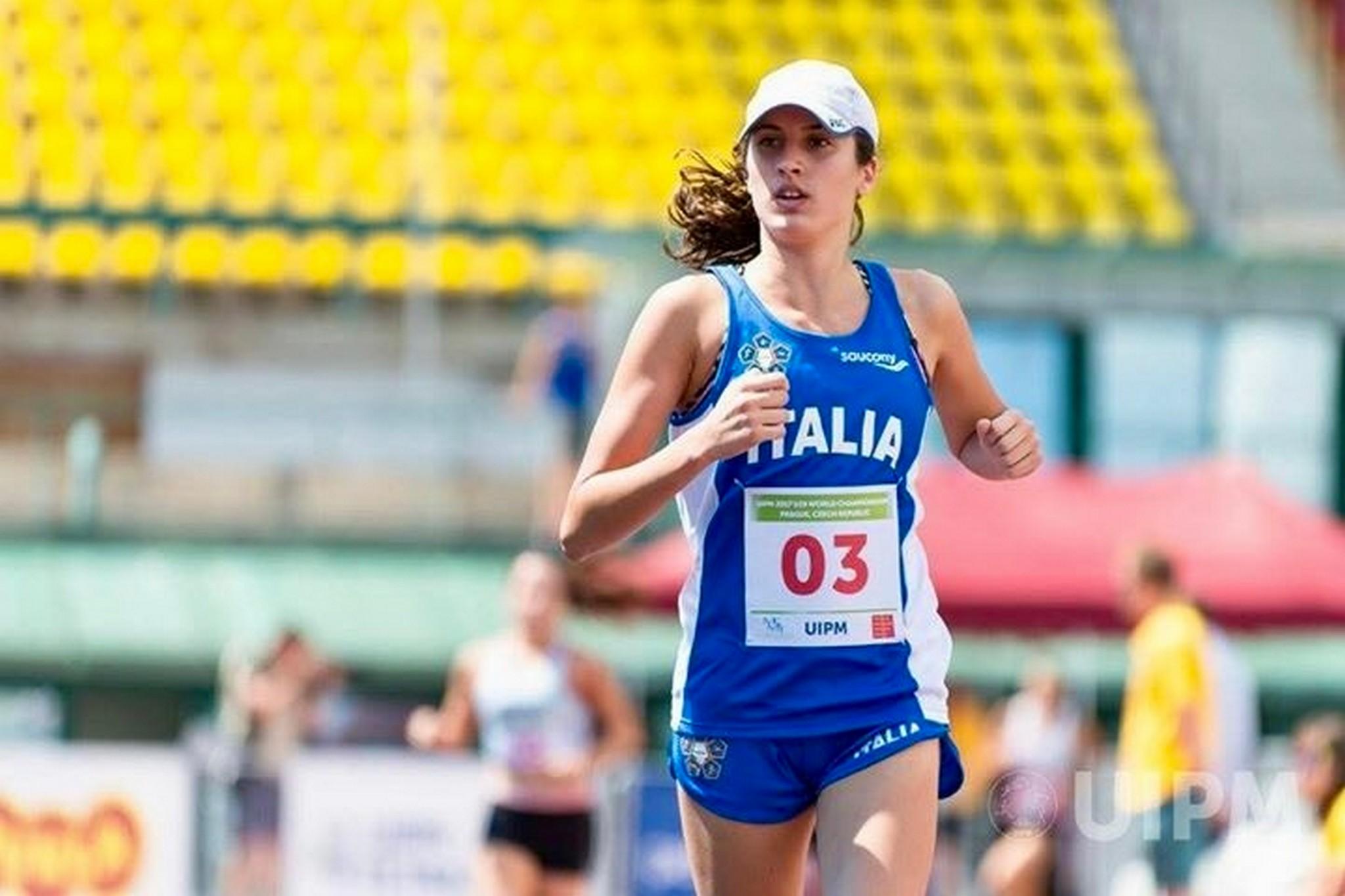 pentathlon finale coppa del mondo 2019 tokyo elena micheli italia italy pentathlon moderno world cup finals 2019 modern pentathlon top 10