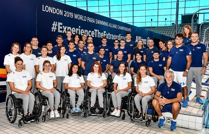 Mondiali nuoto paralimpico 2019