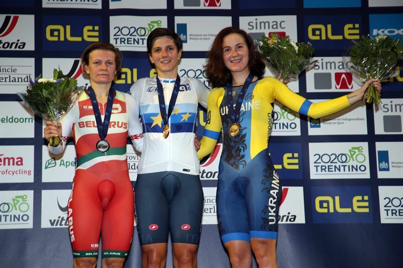 Europei ciclismo su pista 2019