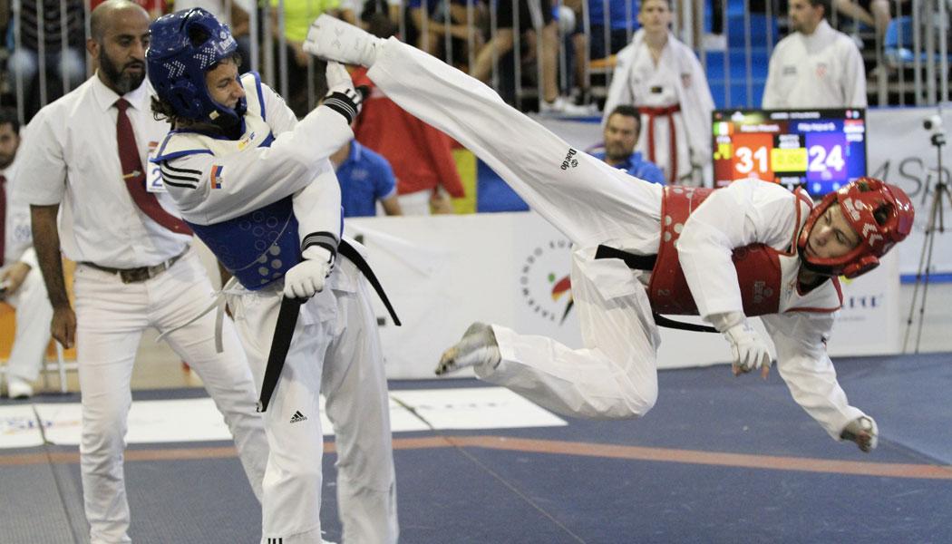 taekwondo europei cadetti e junior 2019 pietro pilunni bronzo italia italy european junior and youth championships categoria -51kg juniores giulia maggiore categoria -59kg cadetti bronzo bronze medal