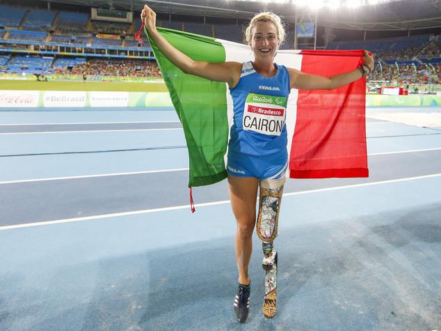 atletica paralimpica doping caironi martina italia italy athletics paralympic martina caironi fispes paralimpiadi atletica leggera