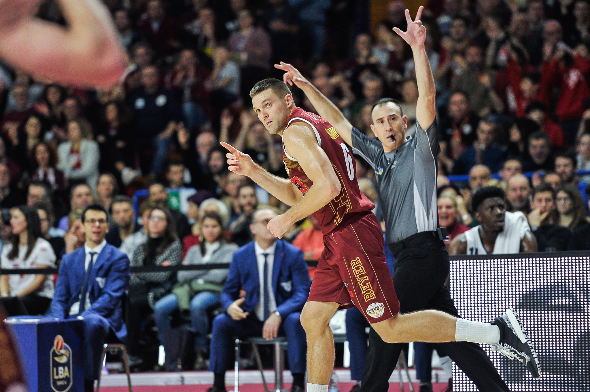 Basket serie A1: bel successo per Venezia