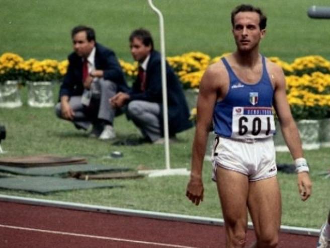 atletica in lutto morto donato sabia per coronavirus 800m italia italy atletica leggera 800 metri covid-19 los angeles 1984 seul 1988