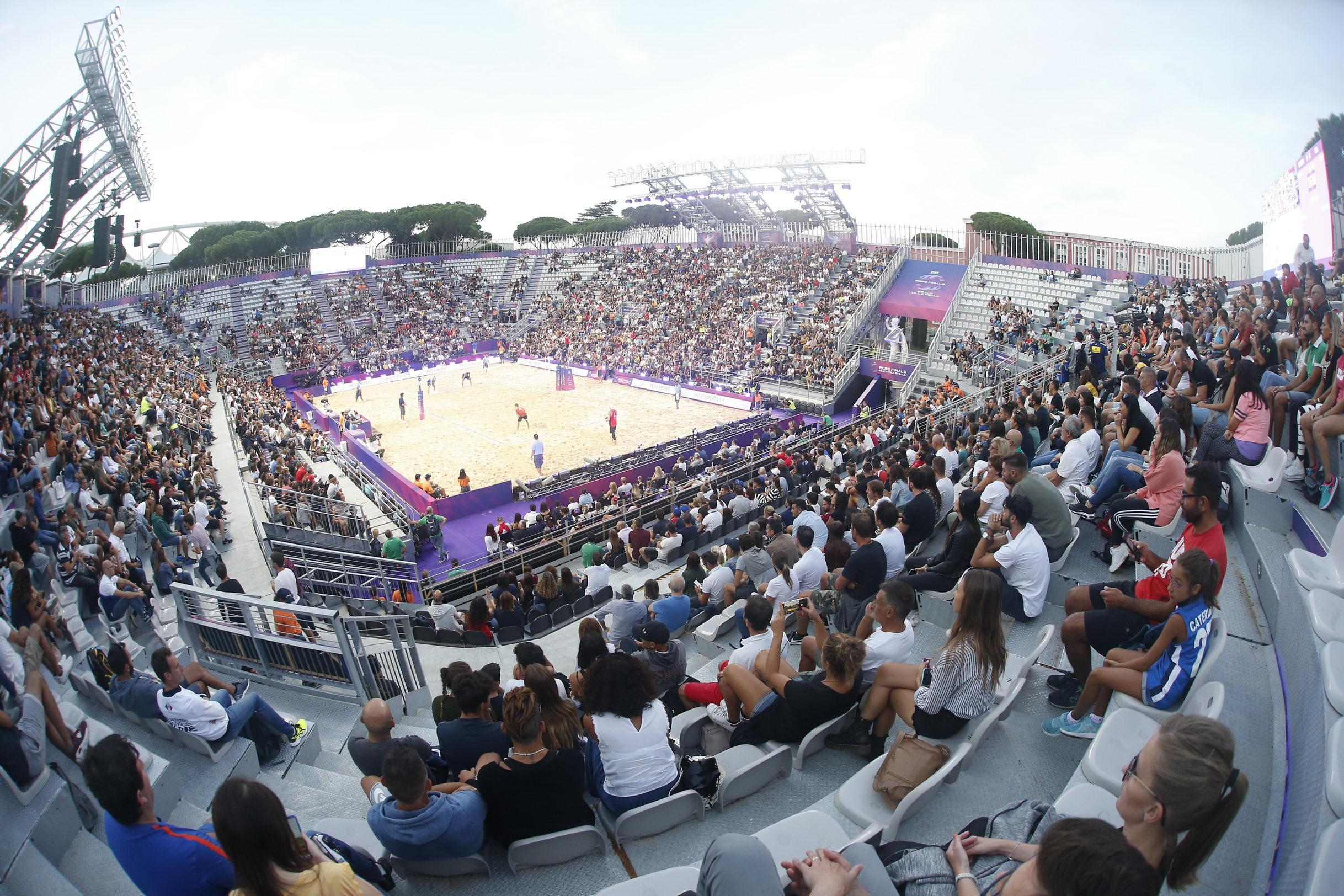 Beach Volley Mondiali 2022