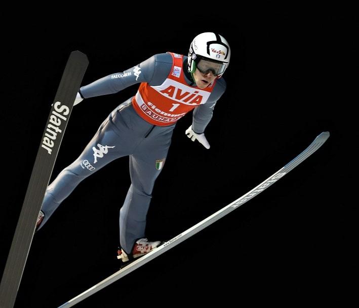 salto con gli sci coppa del mondo 2020 planica giovanni bresadola italia italy high jump world championship world cup 2020-2021 slovenia