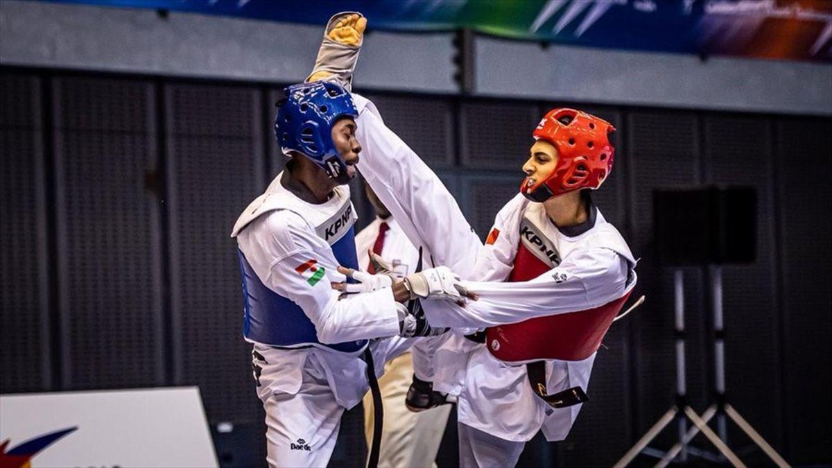 taekwondo europei 2021 sofia presentazione vito dell'aquila italia italy campionati europei campionato europeo european taekwondo championships 2021 bulgaria nazionale