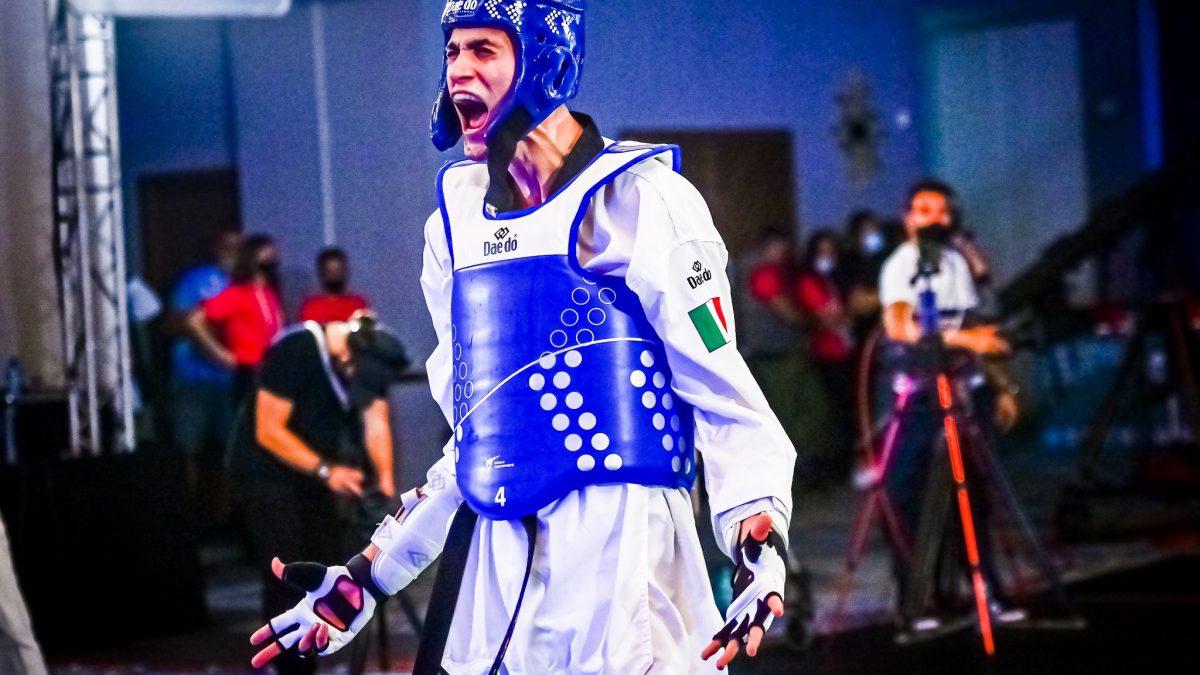 taekwondo qualificazioni olimpiche 2021 simone alessio italia italy sofia categoria -80 kg tokyo 2021 giochi olimpici torneo di qualificazione olimpica 2021