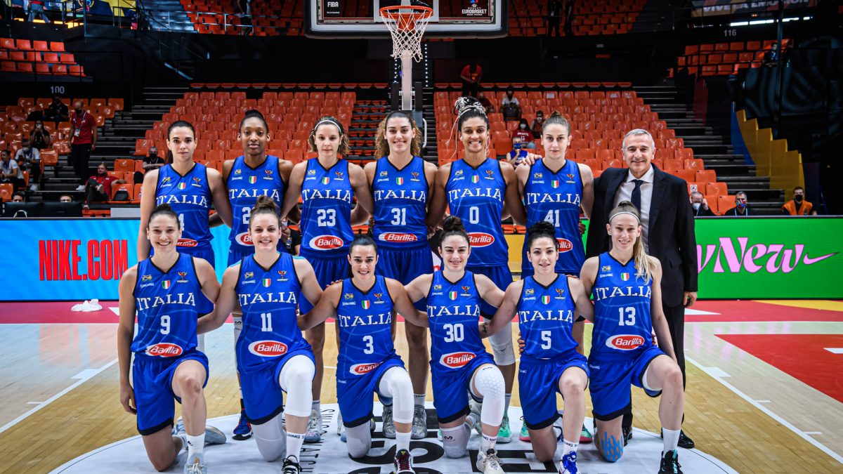 Italia-basket-femminile