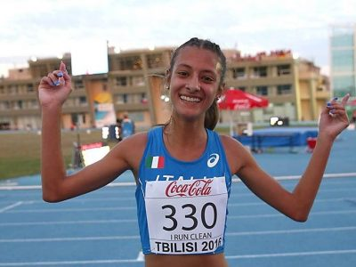 atletica nadia battocletti qualificata a tokyo olimpiadi 2021 atletica leggera 5000 metri athletics running corsa italia italy