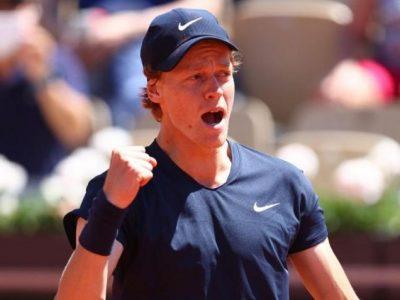 Jannik Sinner al Roland Garros 2021