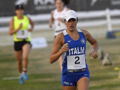 pentathlon mondiali 2021 elena micheli italia pentathlon moderno modern pentathlon world championships 2021 il cairo