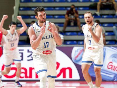 Basket, preolimpico: Italia in semifinale