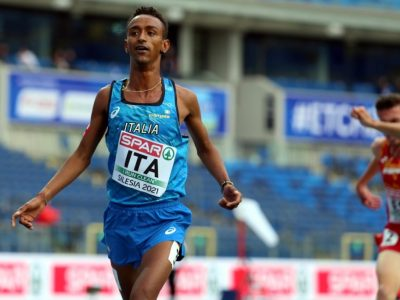 atletica diamond league 2021 gateshead yeman crippa record italiano 3000 metri 3000m atletica leggera wanda diamond league athletics londra london