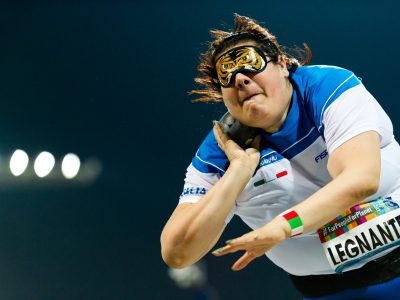 atletica paralimpica convocazioni tokyo assunta legnante italia italy atletica leggera athletics paralympics olimpiadi tokyo lancio del peso