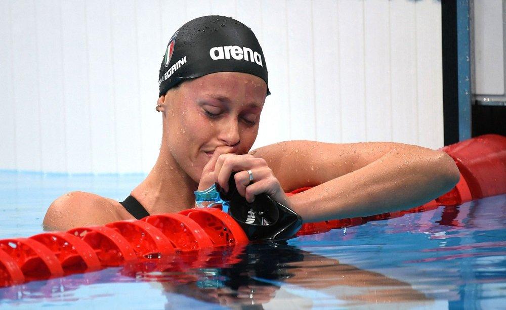 olimpiadi tokyo 2020 giorno 5 federica pellegrini 200 stile libero finale olympics swimming nuoto 200sl freestyle italia team day 5