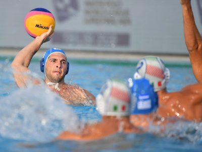 pallanuoto maschile world league 2021 italia grecia fountoulis settebello quarto posto waterpolo superfinal world league 2021 tblisi italy 7bello greece