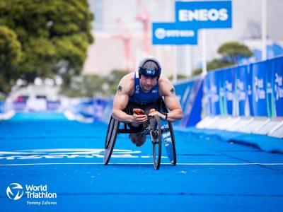 paratriathlon convocazioni tokyo 2020 paralimpiadi pier alberto buccoliero italia italy triathlon paralimpico paralympics categoria PTWC maschile