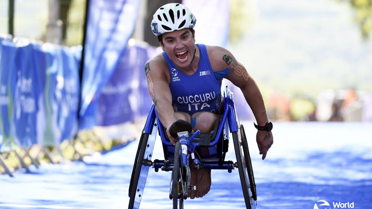 paratriathlon convocazioni tokyo 2020 paralimpiadi rita cuccuru triathlon paralimpico paralympics paralimpiadi italia italy sport