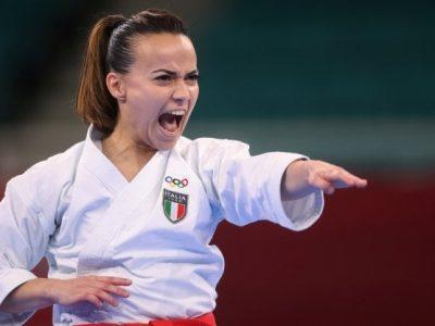 olimpiadi tokyo 2020 bottaro bronzo viviana bottaro bronze italia italy karate kata olympics