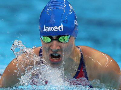 paralimpiadi tokyo 2020 giorno 6 ore 13:30 carlotta gilli oro nuoto swimming italia italy paralympics 2021