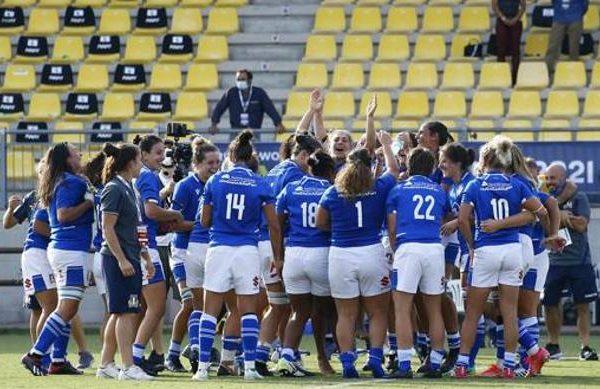 Rugby Italia femminile