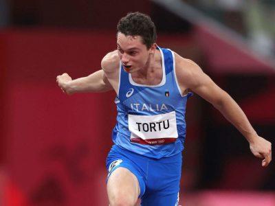 atletica continental tour 2021 nairobi filippo tortu 200 metri italia italy atletica leggera athletics nairobi 200 meters