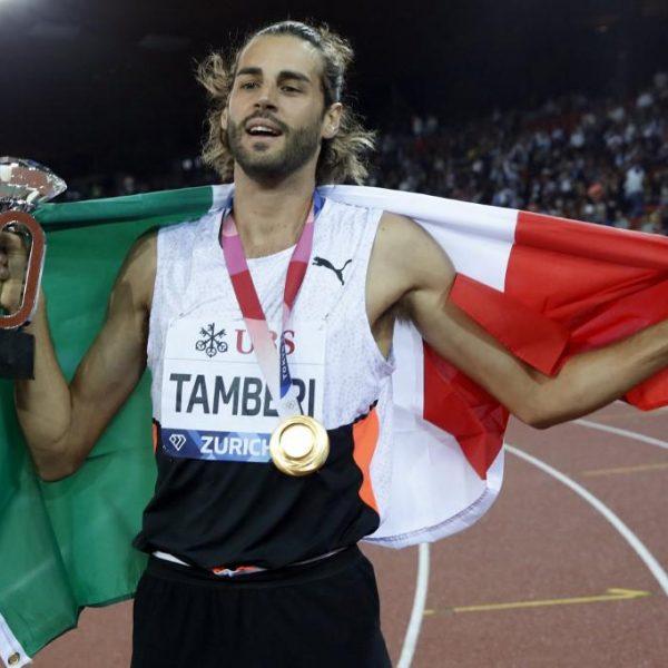 atletica ranking mondiale 2021 gianmarco tamberi primo salto in alto italia italy atletica leggera world athletics antonella palmisano 20 km marcia runwalk walking high jump 2021