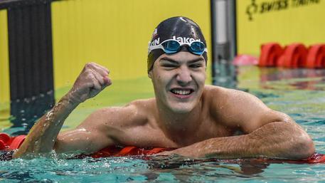 paralimpiadi tokyo 2020 giorno 8 ore antonio fantin oro nuoto italia italy paralympics gold