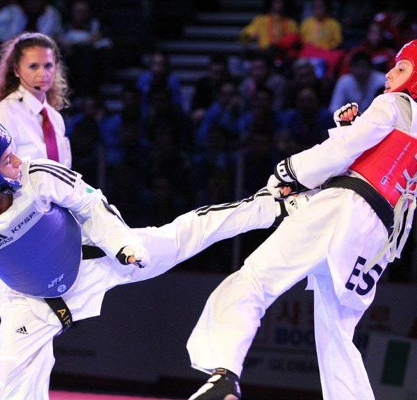 taekwondo europei U21 2021 sofia zampetti oro giada al halwani bronzo italia italy european under 21 open championships campionato europeo open under 21 gold bronze tallin