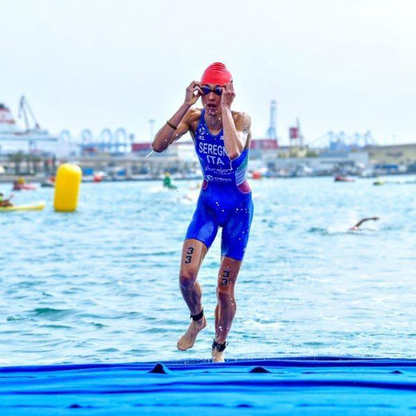 triathlon europei 2021 valencia bianca seregni italia italy european championships campionato europeo