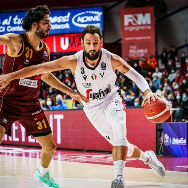 Belinelli-Virtus Bologna-basket